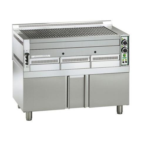 Griglia Pietra Lavica Gas Barbecue Grill Cm 114x80x38 Rs1255