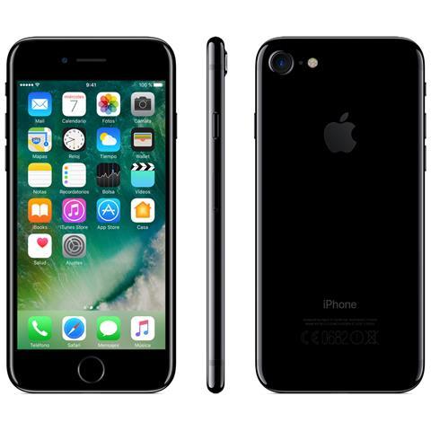 [Ricondizionato SILVER] ...iPhone 7 256 GB Jet Black.