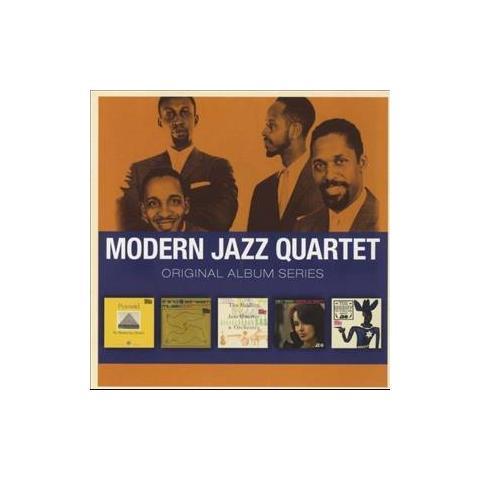 WARNER BROS Cd Modern Jazz Quartet - Original Album