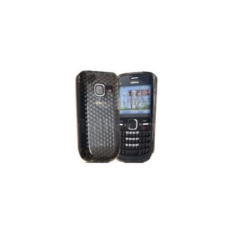 Nokia Custodia Nokia C3-00 Gel Tpu Black