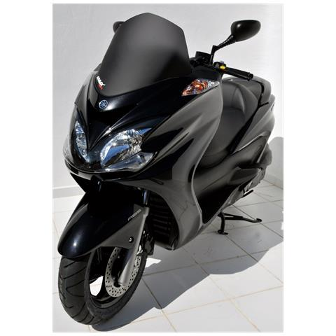 Scooter Parabrezza Ermax Sport 48 Cm Per Majesty 400 2009/2016 Trasparente