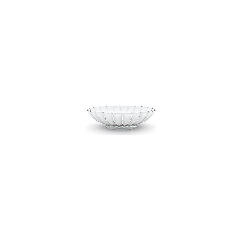Centrotavola Fruttiera Grace Colore Bianco Neve
