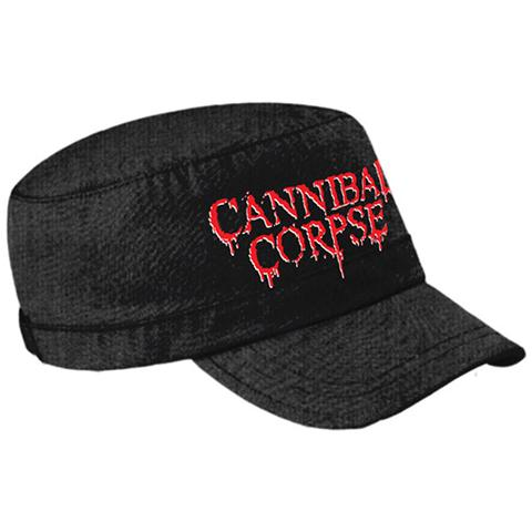 PHM Cannibal Corpse - Logo Army (Cappellino)