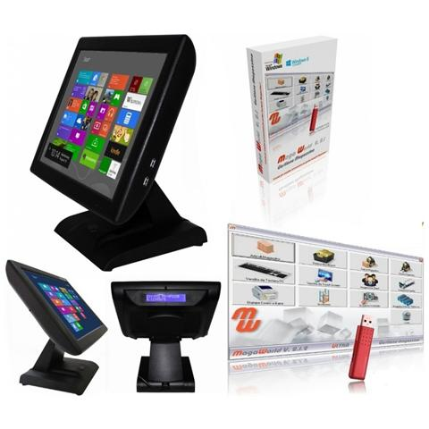 Ultra + Pc Touch Screen Professionale