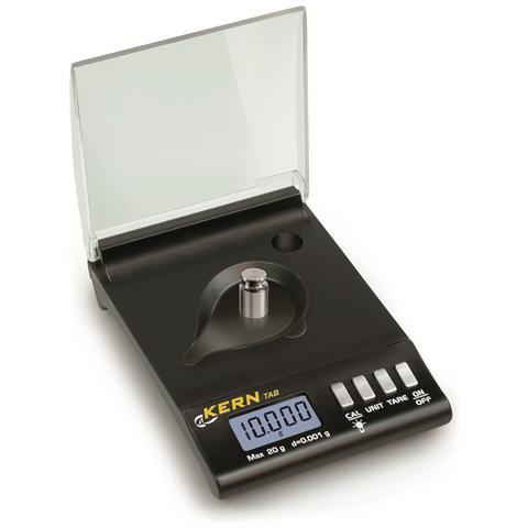 Bilancia Tascabili Tab - 20g / 0,001g