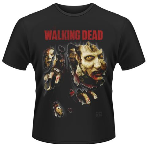 PLASTIC HEAD Walking Dead - Zombies Ripped (T-Shirt Unisex Tg. 2XL)