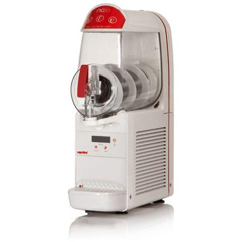 Macchina Per Granite Sorbetti Creme Fredde Ugolini Ng10/1 Elettronic - Contenitore Da 10 Litri - Dispenser Made In Italy