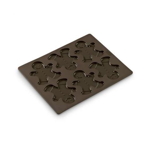 Stampo figura omino 30 x 24 cm in silicone