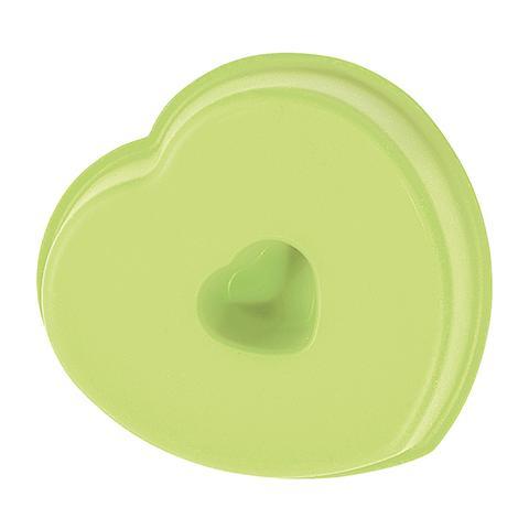 Habi Set 4 Stampi Cuore Silicone Pastel Cm12 Pasticceria