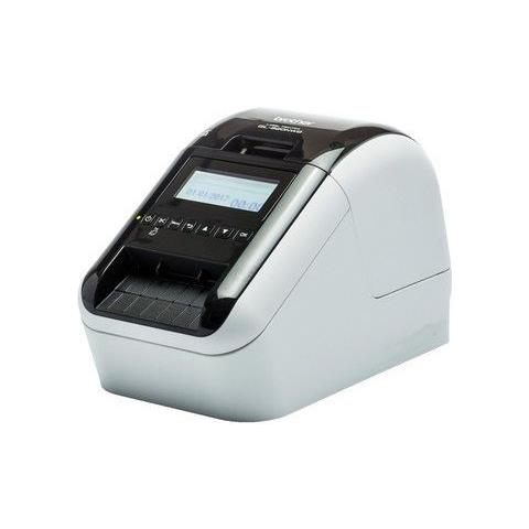 BROTHER Stampante per Etichette QL820NWB 300 x 600 dpi Colore Nero e Bianco