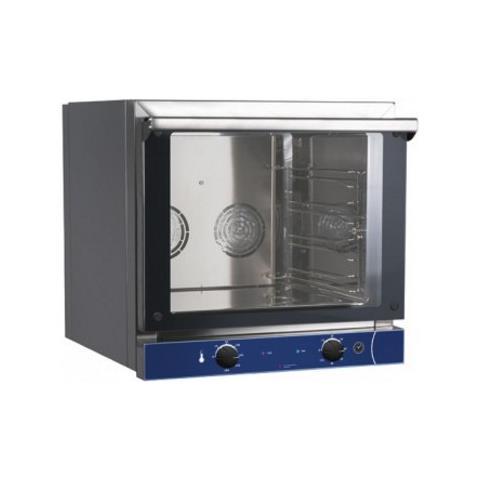 Forno Convezione Elettrico Gastronomia Cucina Ristorante 4 Teglie 44x35 Rs7833