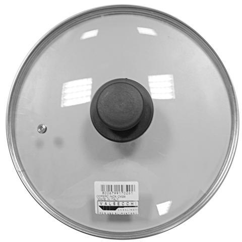 Coperchio in Vetro Diametro 28 cm