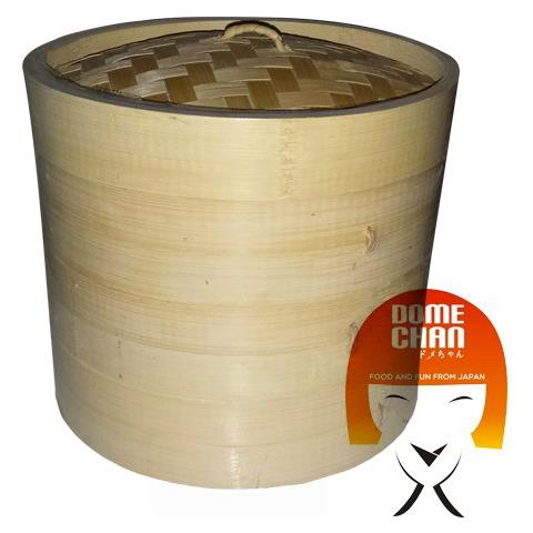 Cestello In Bamboo Cottura A Vapore - 15 Cm