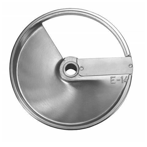 Disco E14 Al - Per Affettare - Per Tutti I Modelli Chef