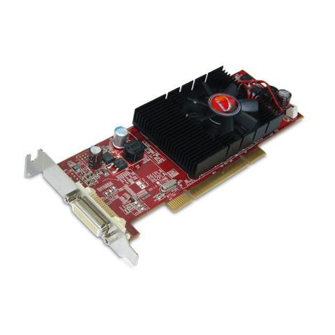Image of 900292, AMD, Radeon HD 3450, 600 MHz, DDR2-SDRAM, 64 Bit, PCI