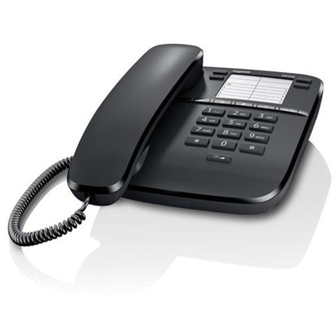 Gigaset Telefono da Tavolo DA310 Black