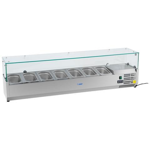 Vetrina Refrigerata - 160 X 33 Cm