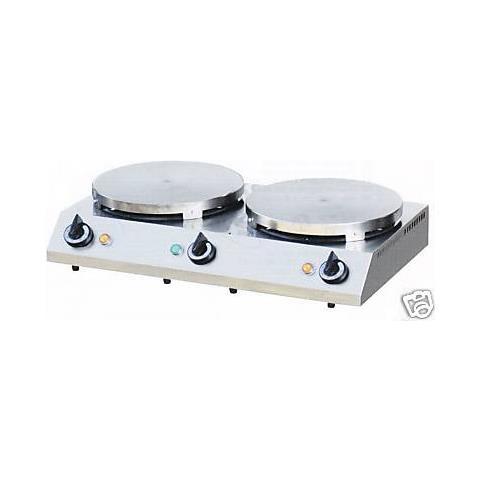 Crepiera Crepes Doppai 35+35 Elettrica Rs0680