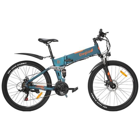 Bici Elettrica 36v 10.4ah 250w