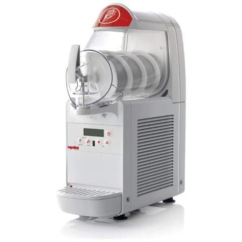 Minigel Plus 1 - Dispenser Distributore Refrigerato Gelato Soft Granite Sorbetti Bevande Semifreddi 1 X 6 Litri