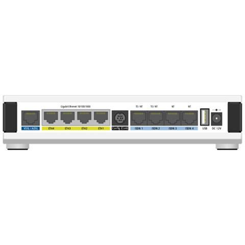Image of 1784VA, VDSL2, BGP, RIP-2, SSL, SSH, HTTPS, Telnet, TFTP, SNMP, HTTP, Nero, Argento, AC, 0 - 40 °C