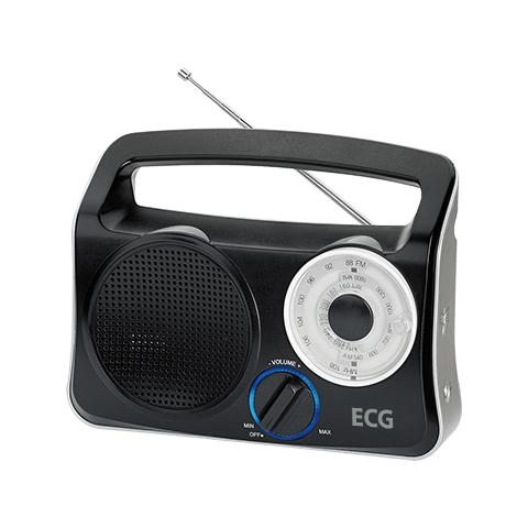 ECG R 222, Portatile, AM, FM, LW, Batteria