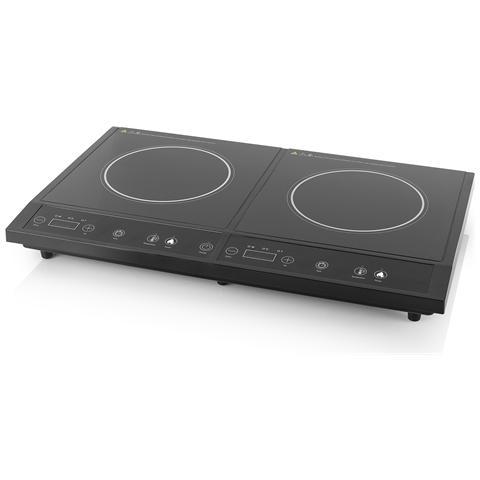 Piastra Induzione da Tavolo Doppia Potenza Max 3400 Watt