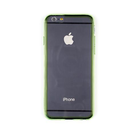 AIINO Custodia Jellies per iPhone 6 Plus / 6s Plus - Green