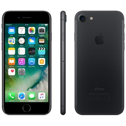 [Ricondizionato SILVER] ...iPhone 7 128 GB Nero Opaco.