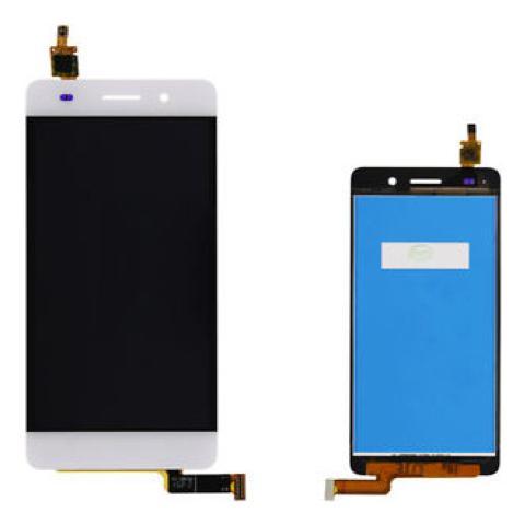 BOMA Display Schermo Lcd Touch Screen Ricambio Vetro Huawei G Play Mini Bianco