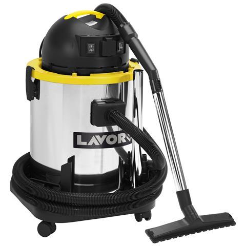 Aspirapolvere / Liquidi Gb 50 Xe - 1400 W (Max1600 W) - 270 Mbar / 27 Kpa - 70 L / S - 50 L