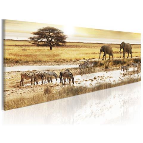 Image of Quadro Africa Al Foro Di Irrigazione