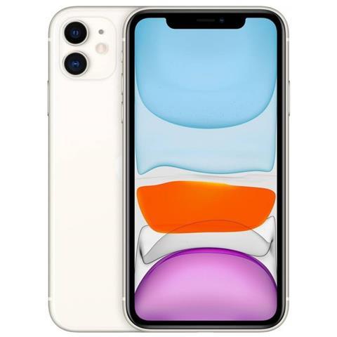 Apple iPhone 11 64 GB Bianco
