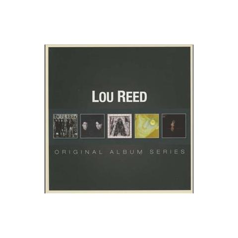 WARNER BROS Cd Reed Lou - Original Album Series (5cd)
