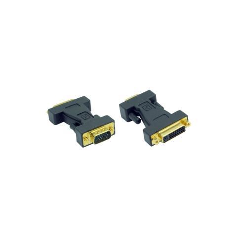 GeBL Adattatore Video Professionale VGA / DVI