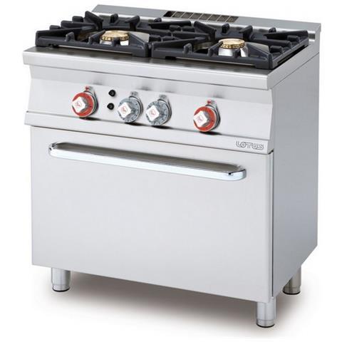 Cucina A Gas Professionale Afp / Cf2-58g