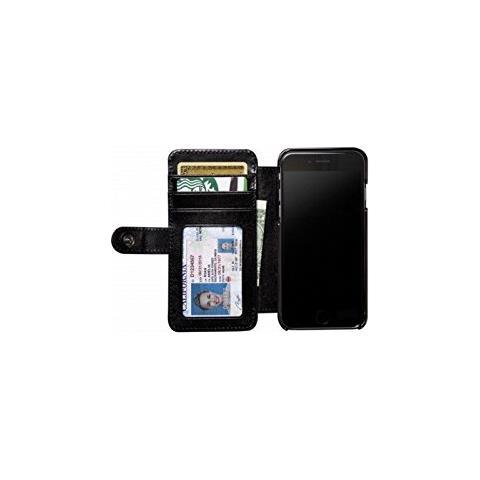 SENA Cases WalletBook Classic nero, iPhone 6 Plus