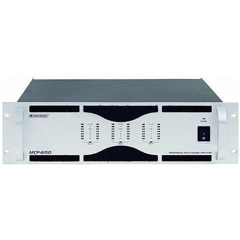 OMNITRONIC 10452420 - Amplificatore di potenza multi-canale MCP-6150.
