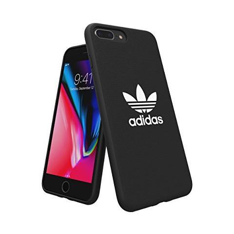 adidas Cover per iPhone 6s / 7/8plus colore Nero