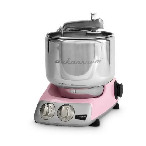 Robot da cucina Ankarsrum con accessori colore pink 9 pezzi