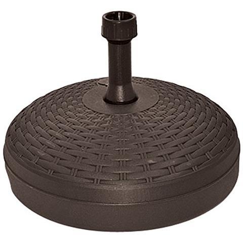 IPAE-PROGARDEN Base per Ombrellone Moka 20 cm