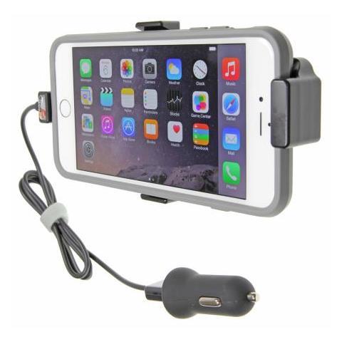Brodit 521663 Auto Active holder Nero supporto per personal communication