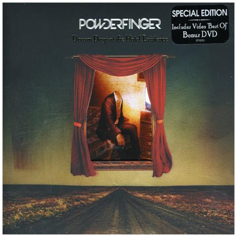 UNIVERSAL Powderfinger - Dream Days At The Hotel Existence