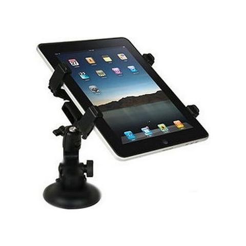 Network Shop Supporto Auto Da Parabrezza Universale Con Ventosa Per Tablet E Ipad