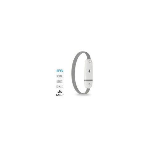 MILI Braccialetto Cavo Connessione Dati / charger Apple Ip5 / ipad 4 Mili