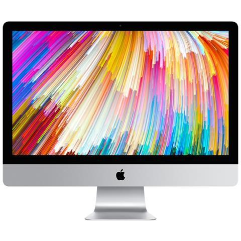 Image of iMac Monitor 27'' 5K Ultra HD Intel Core i5 Quad Core 3.5 GHz Ram 8GB Hard Disk 1TB AMD Radeon Pro 575 4GB 4xUSB 3.0 2xThunderbolt 3 MacOS X Sierra 10.12
