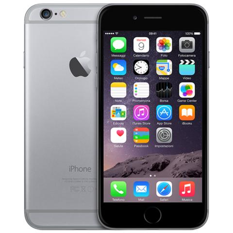 iPhone 6 128 Gb Grey Display Retina HD 4,7'' IPS