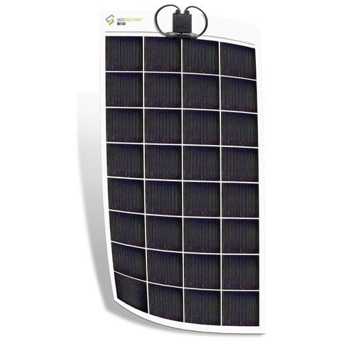 Giocosolutions Pannello Fotovoltaico Flessibile Policristallino 130w #gsp130