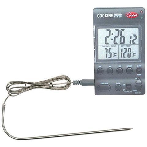 A291040 Termometro misura temperatura interna degli alimenti da 0 C a +200 C