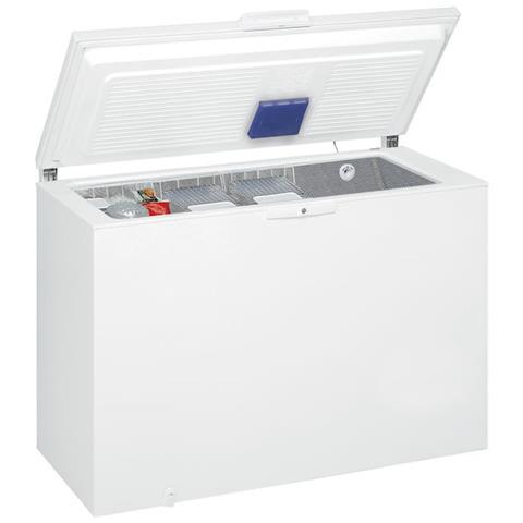 Congelatore Orizzontale WHE39352FO Classe A++ Capacità Lorda / Netta 395 / 390 lt Colore Bianco